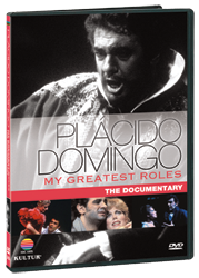 Placido Domingo - My Greatest Roles Dvd